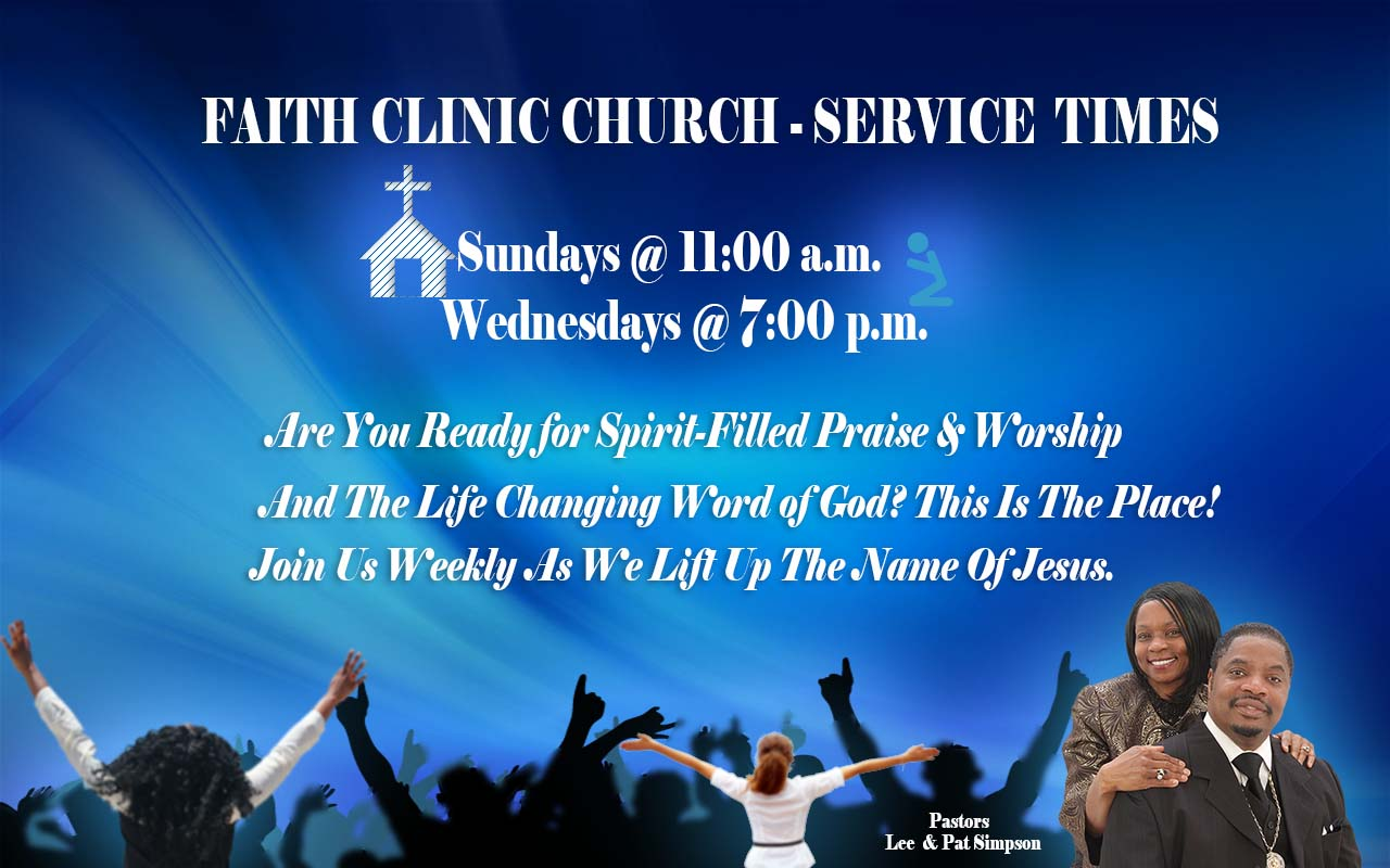 CHURCH SERVICE PROMO - life changing word of God - WEB